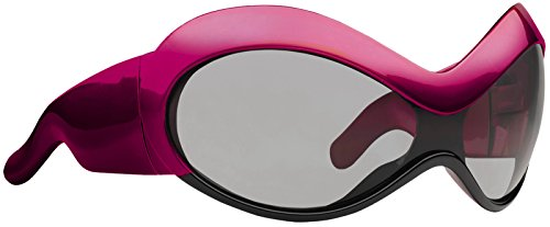 Pink Ranger Glasses Adult Costume Accessory