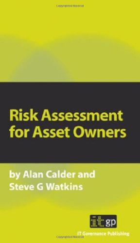 Risk Assessment for Asset Owners (ITG Pocket Guides)