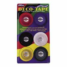 CHADEC002 Decorative Tape,1/8