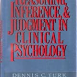img - for Reasoning, Inference, and Judgement in Clinical Psychology book / textbook / text book