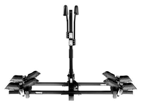 Thule 990Xt Doubletrack Platform Bike Hitch Rack front-834974