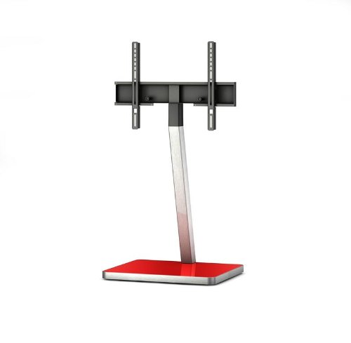 Sonorous Pl2700 Led Television Stand For Tv's Up To 50 Inch - Red