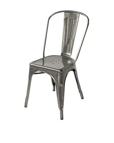 Manhattan Living Talix Chair, Gunmetal