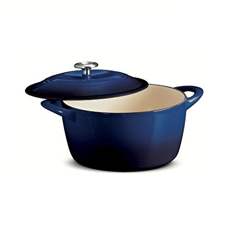 Tramontina 6.5q Cast Iron Dutch Oven Casserole