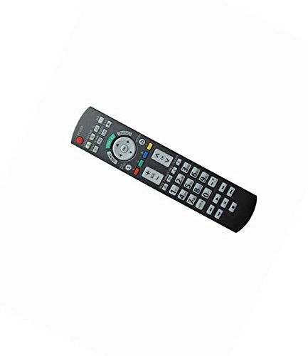 Universal Replacement Remote Control For Panasonic Th-C50Fd18 Th-C46Fd18 Th-42Pwd8Gk Th-50Ph10Uk Viera Lcd Led Plasma Hdtv Tv