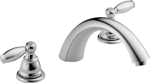 Peerless PTT298696 Apex Two Handle Roman Tub Trim, Chrome (Roman Tub Faucet Chrome compare prices)