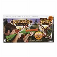 Big Buck Hunter Pro (Software + Gun) - Nintendo Wii