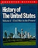 img - for History of the U.S., Vol. 2 book / textbook / text book