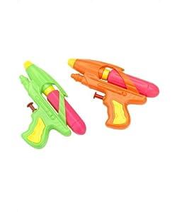 Smiffys 15cm Water Pistols Set (2 Pieces)