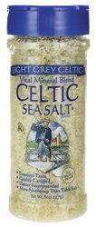 Celtic Sea Salt, Light Grey Celtic, Vital Mineral Blend, 8 oz (227 g) from Celtic Sea Salt