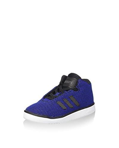 adidas Zapatillas abotinadas Veritas Mid I Azul / Negro / Blanco