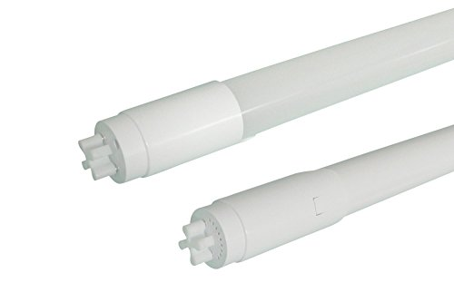 Royoled Ry9Wul5006 Pc 9W 5000K 0.6M Led T8 Tube Light,2 Feet 2Ft,Ul Listed, 25W Fluorescent Tube Replacement, Daylight White