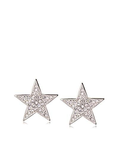 Kenneth Jay Lane Rhinestone Star Earrings