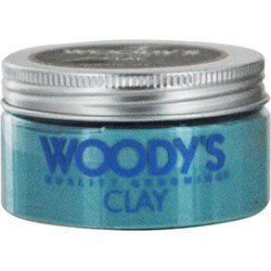 Best Cheap Deal for Woody's Matte Finish Clay for Men, Styling, 3.4 oz from Woody's - Free 2 Day Shipping Available