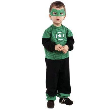 Rubie's Hal Jordan Infant Costume Style# 885596-Inf (6-12 mnths)