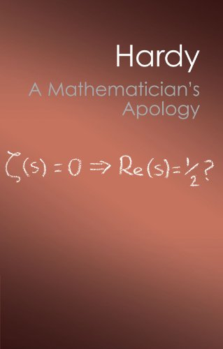 Image of A Mathematician's Apology