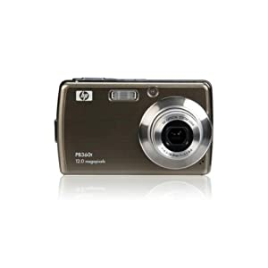 HP PB360 12 MP Digital Camera(TouchScreen LCD)