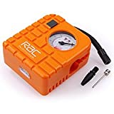 The New Ultra Compact Tyre Air Compressor from the RAC Ideal for the Glovebox for your Mini