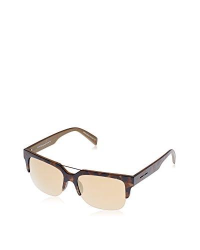 ITALIA INDEPENDENT Gafas de Sol 0918-145-53 (53 mm) Marrón / Negro