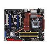 Asus P5E Deluxe Mainboard Socket 775 (ATX, Intel X48, Dual Channel DDR2 Memory)by Asus
