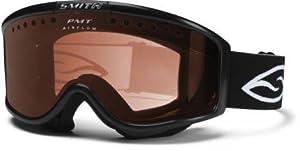 Smith Monashee OTG Airflow Goggle (RC36, Black)