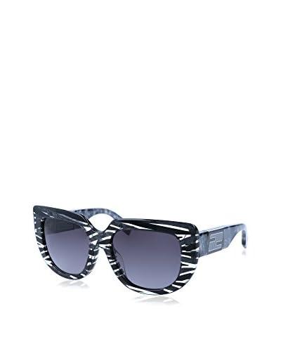 Fendi Gafas de Sol Ff 0031/F/S (53 mm) Negro