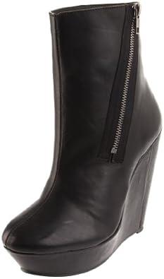 Messeca Women's Carolina Boot,Black,6.5 M US