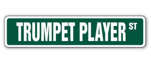 trumpet-player-street-sign-marching-bands-trumpets