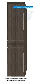 Crescendo Puris (HNA054A7ML / R Tall Cupboard Bathroom Cupboard 40 CM