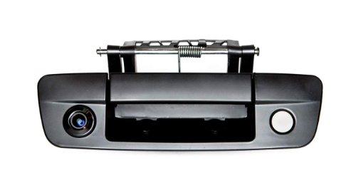 Crimestopper SV-6834.CHR Black Tailgate Camera for Dodge RAM (Dodge Tailgate Camera compare prices)