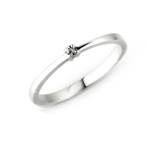 Elli Damen-Ring 925 Sterling Silber 06400452