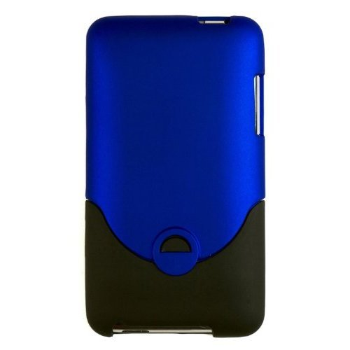 Blue Case for Apple iPod Touch 2G, 3G (2nd & 3rd Generation)