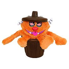Stinky Little Trash Monsters 5 inch Plush Figure - Grimy - 1