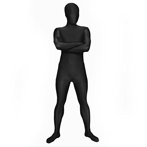 Muka Zentai Supersuit Costume Full BodySuit Dancewear, Valentine's Gift Idea