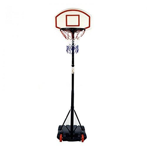 Completamente regolabile, Canestro per basket, con supporto & Set