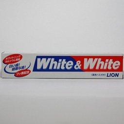 ホワイト&ホワイト