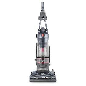 Hoover WindTunnel T-Series Rewind Plus Upright Vacuum, Bagless, UH70205