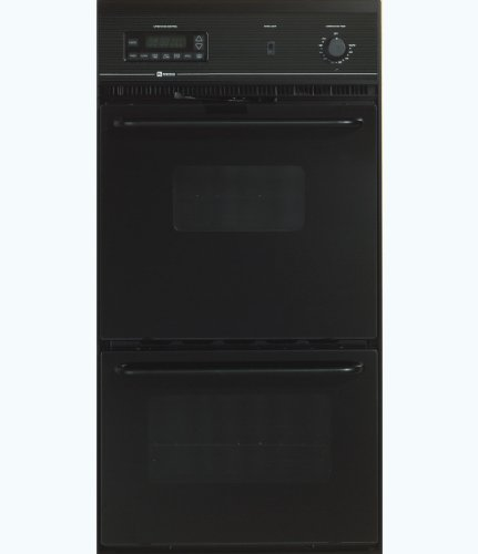 Maytag : Cwe5800Acb 24 Double Wall Oven - Black back-7662
