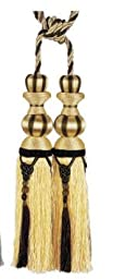 Airdodo European Style Dual-head Gold Curtain 11\