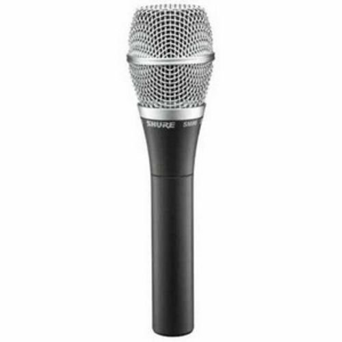 Shure SM 86 Micro chant statique