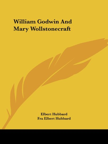 William Godwin and Mary Wollstonecraft
