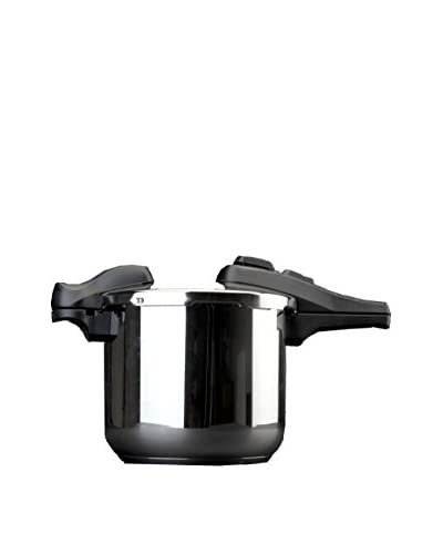 Berghoff Cooknco 7-Pc Pressure Cooker Set, Silver, 15.8X9.95X12.09