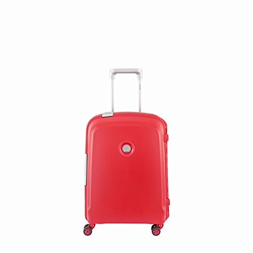 Delsey Bagaglio a mano, rosso (Rosso) - 00384280304
