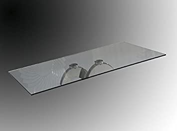 ·CALIMA· DINING GLASS 180X90 CM