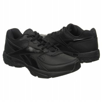 reebok black shoe