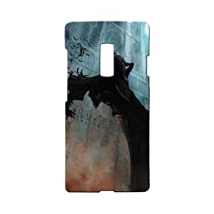 G-STAR Designer 3D Printed Back case cover for Oneplus 2 / Oneplus Two - G0973