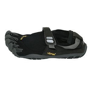 Vibram Fivefingers TrekSport (42 Men's, Black/Charcoal) - M4485