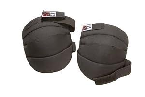 Genau Gear 3700 Soft Cushion All Purpose Knee Pads, Black
