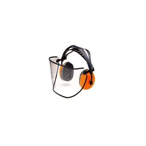 Stihl Clear Visor and Ear Defenders. 0000 884 0503