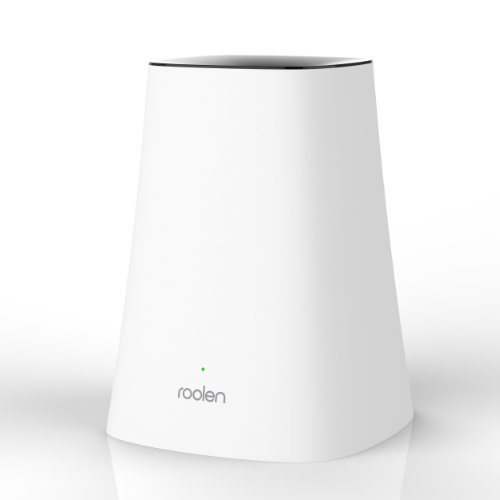 Roolen BR01/W Breath Cool-Mist Humidifier, White